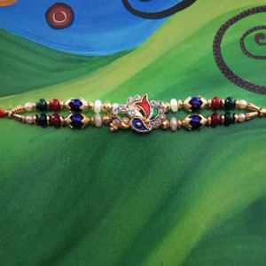 Jewelled Rakhi