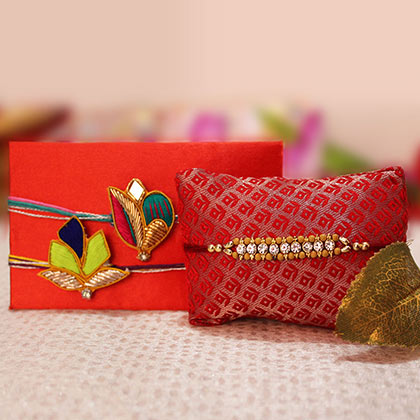 online rakhi collection