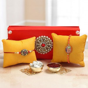 Rakhi Worldwide Hamper