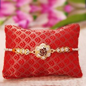 Diamond Rakhi Online