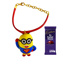 Minion Rakhin Chocolate