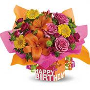 Rosy Birthday