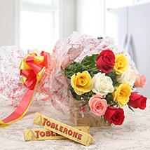 Dazzling Rose Combo