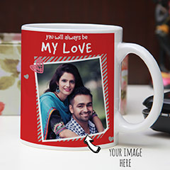 My Love Personalised Mug