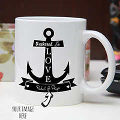 Personalized Printed Mug for Couples