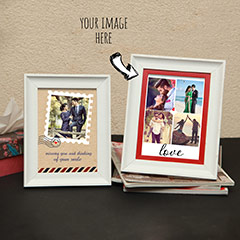 Thinking Of You Personalized Photo Frames