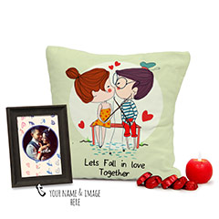 Amazing Combo Personalized Gifts for Couples