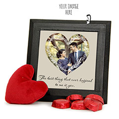 The Bright Love Combo Of Personalized Gifts