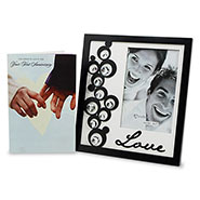 PHOTO FRAME & GREETING CARD COMBO