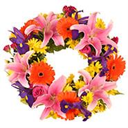 timeless wreath