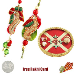 Rakhi Thali with Lumba Rakhi Pair /></a></div><div class=