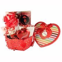 Forever Love - Romantic Gift basket