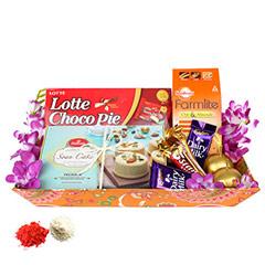Sweet & Chocolaty Hamper-UAE