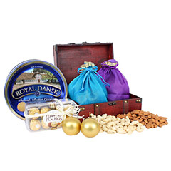 Healthy & Delicious Treasure Box-UAE