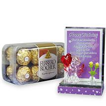 Chocolates Birthday Hamper