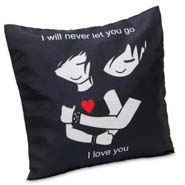 Love You Cushion Cover