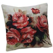 Rose effect Cushion Cover