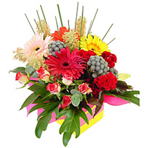 Mixed Flowers - Boxed