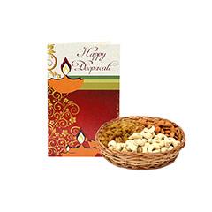 Dryfruit Basket - Diwali Gifts