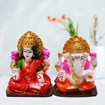 Little Laxmi Ganesha