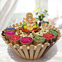 Basket of Diwali Surprises