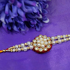 Trendy Pearl Rakhi /></a></div><div class=