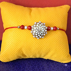 Exquisite Pearl Rakhi  /></a></div><div class=