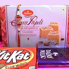 Rakhi with Sweet Treats  /></a></div><div class=