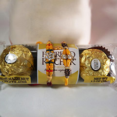 Rakhi Pair with 3pc Ferrero Rocher /></a></div><div class=