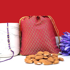 Rakhi with Almonds /></a></div><div class=