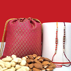 Rakhi pair with Dry Fruits /></a></div><div class=
