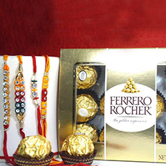 Rakhi with Ferrero /></a></div><div class=