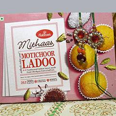 Bhaiya Bhabhi Rakhi with Motichoor /></a></div><div class=