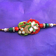 Colorful Traditional Rakhi /></a></div><div class=