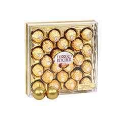 Ferrero Rocher & Candles - Diwali Gifts
