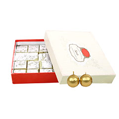 Half kg Kaju Katli & Candle - Diwali Gifts