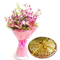 Orchids N Dryfruits-Diwali - Diwali Gifts