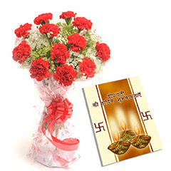 Carnations N Greetings - Diwali Gifts