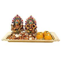 Delicious & Elegant Diwali Tray Hamper