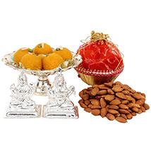 Silver Platter & Delicacies