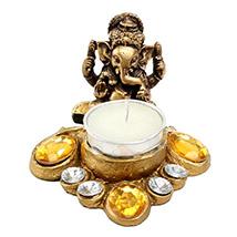 Glamorous Ganesha Tea Light
