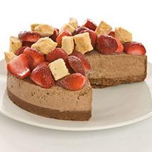 Chocolate Truffle So Much Strawberry Shortbread