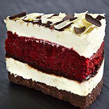 Simply... Red Velvet Cheesecake
