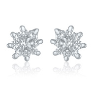 Mahi Dazzling Daisy Earrings
