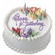 1Kg Vanilla Cake