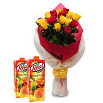 Roses N Fruit Juice EXDFNP112