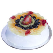 Fresh Fruit Gateau
