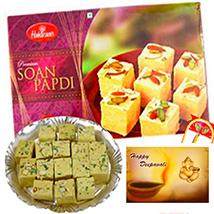 Diwali with Haldiram Soan Papdi