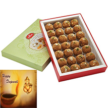 Diwali with Haldiram Laddu