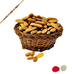 Rakhi with Badam /></a></div><div class=
